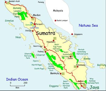 Sumatra praying for indonesia sumatra is the westernmost island in indonesia it is the largest island that is not shared with another country just north of sumatra is the malay gumiabroncs Gallery